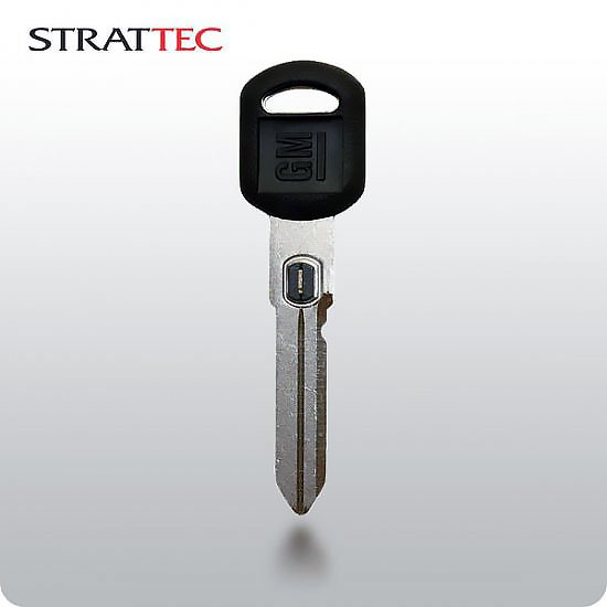 GM Double-Sided VATS Key w/ GM LOGO (STRATTEC)