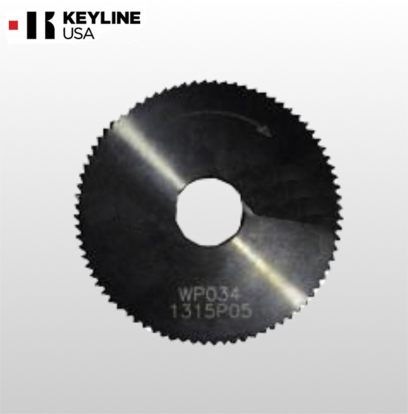 Keyline Ninja Laser Replacement Carbide Cutter HS (RIC05304B)
